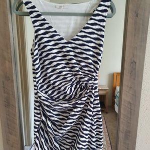 41Hawthorn Striped Sheath Dress Sz S